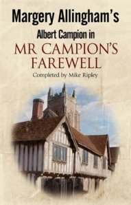 Mr Campion's Farewell